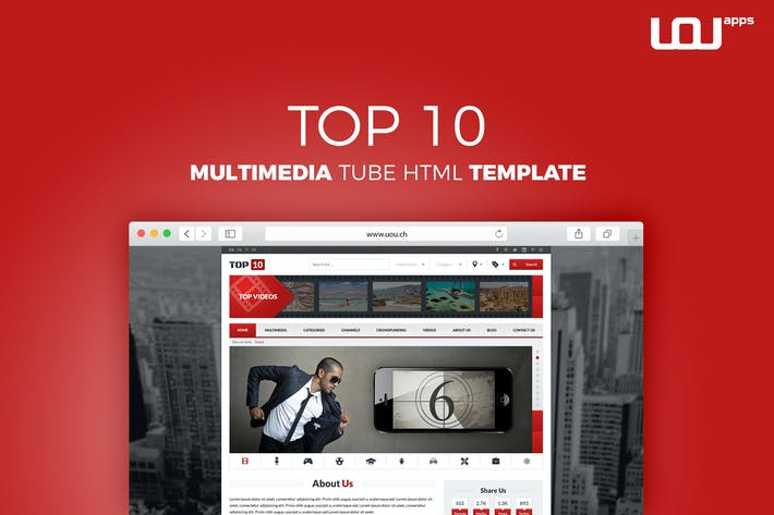 Thumbnail for TOP 10 - Multimedia Tube