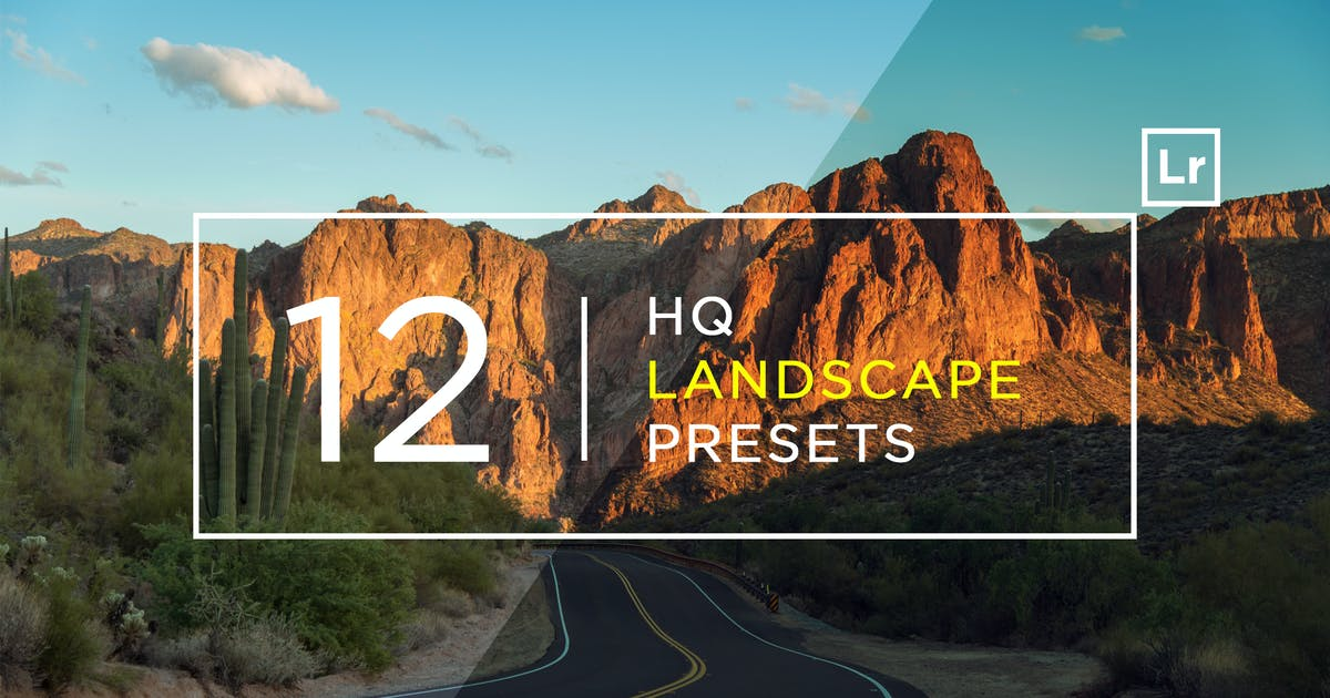 Download 12 HQ Landscape Lightroom Presets by zvolia