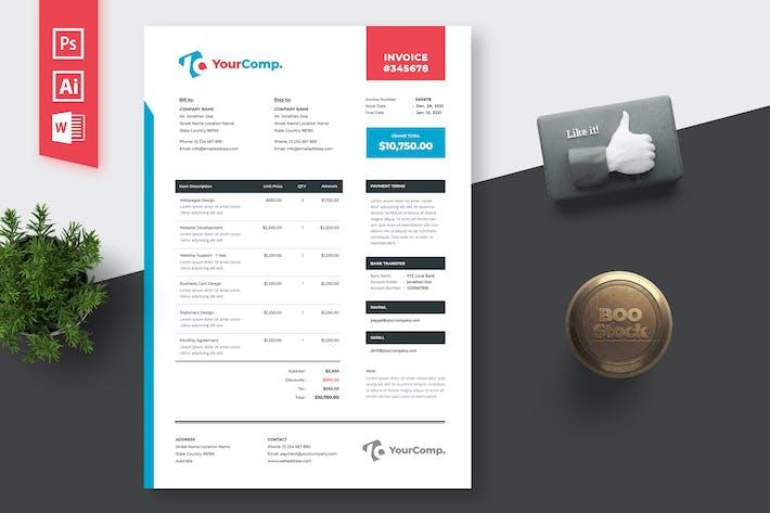 Invoice Template 03
