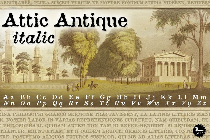 Thumbnail for Attic Antique