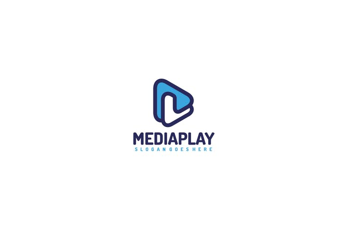 Thumbnail for Media Play Logo