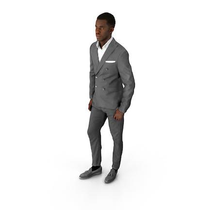 Spring Business Man