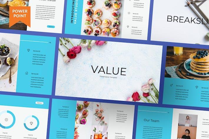 Thumbnail for Ценность креативной Powerpoint