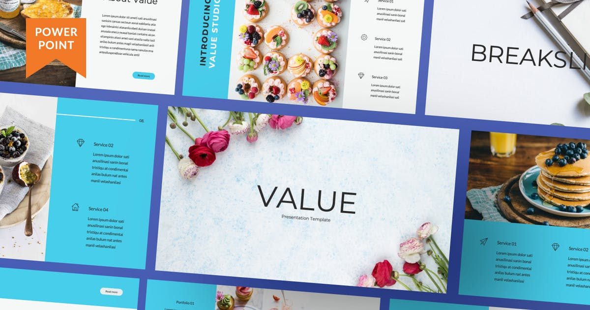 Download Value Creative Powerpoint by templatehere