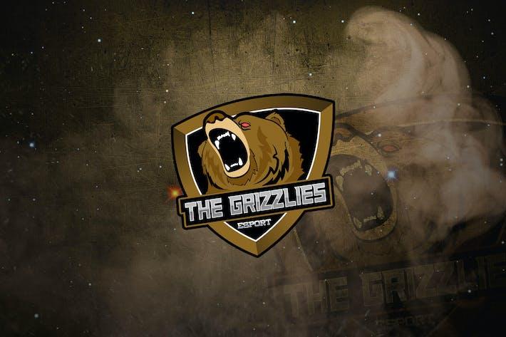 Thumbnail for Logo de Esports de Grizzlies