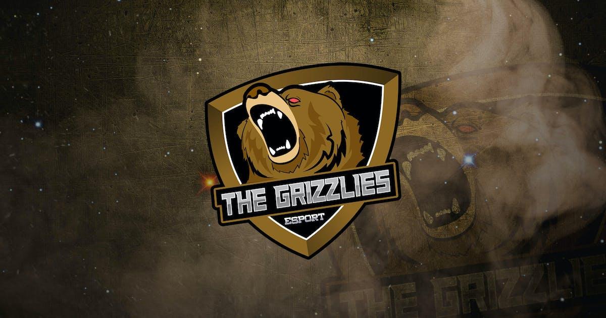 Download Grizzlies Esports Logo by uicreativenet