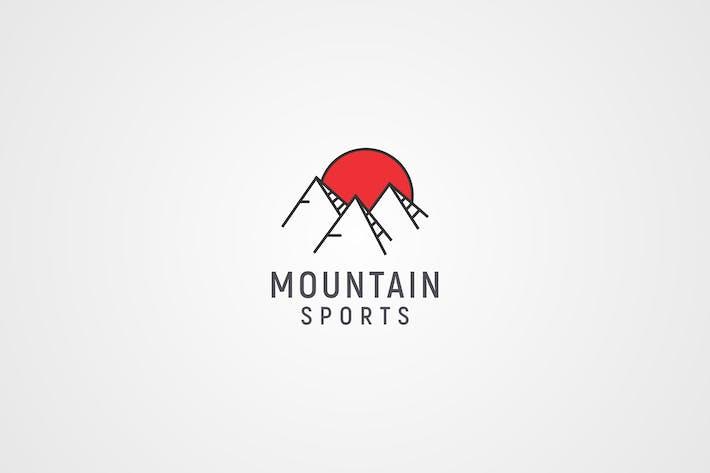Thumbnail for Mountain Sports Logo