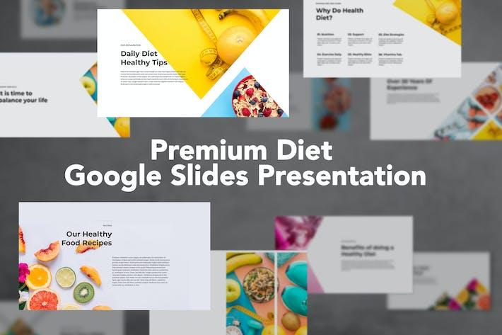 Thumbnail for Dietix - Google Slides Presentation