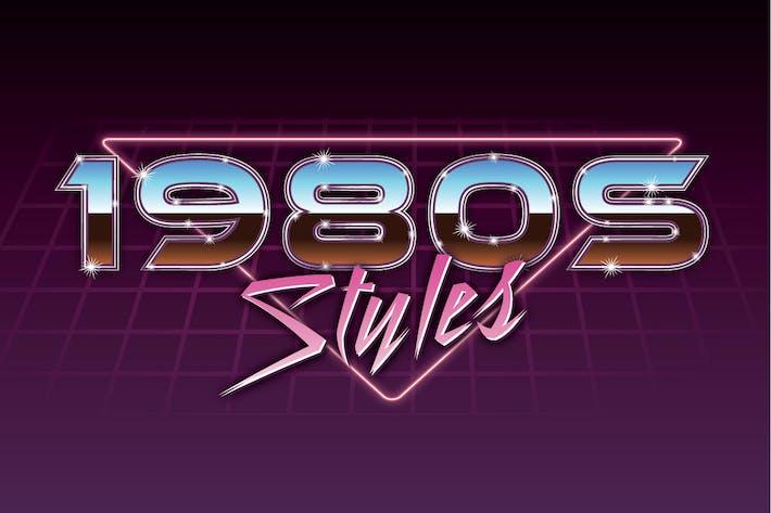 Thumbnail for Estilos gráficos de 1980