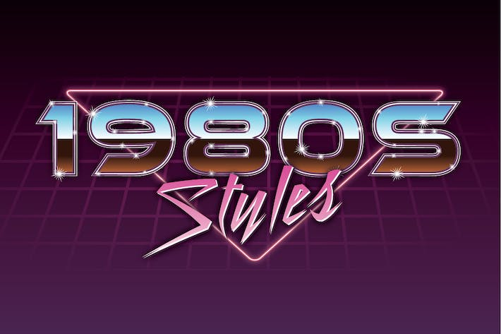 1980s graphic styles by jrchild on envato elements