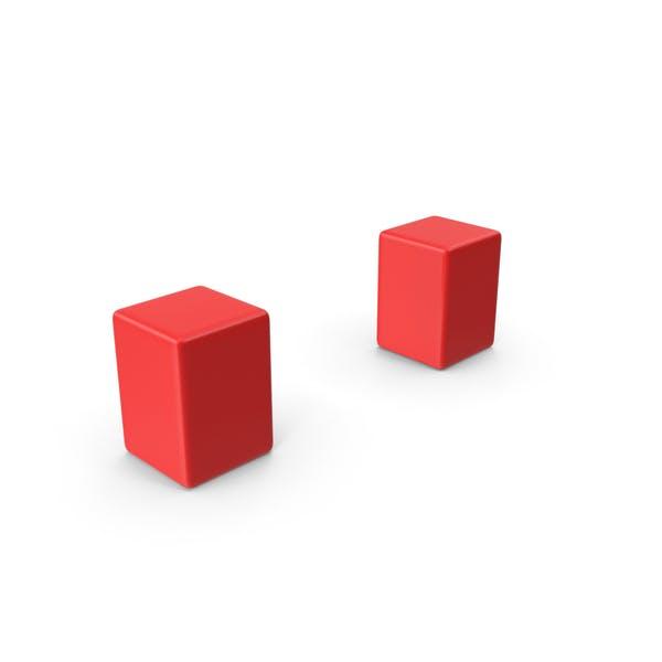 Red Colon Symbol