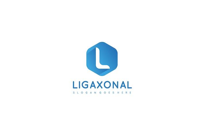 Thumbnail for Letter L Logo