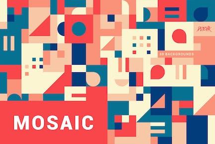 Mosaic Backgrounds