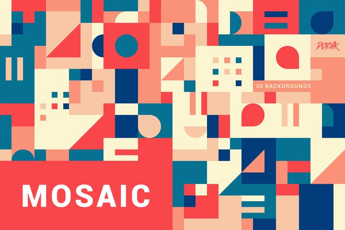 Thumbnail for Mosaic Backgrounds