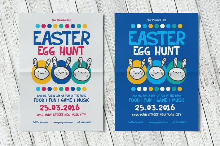 Cover Image For Easter Party