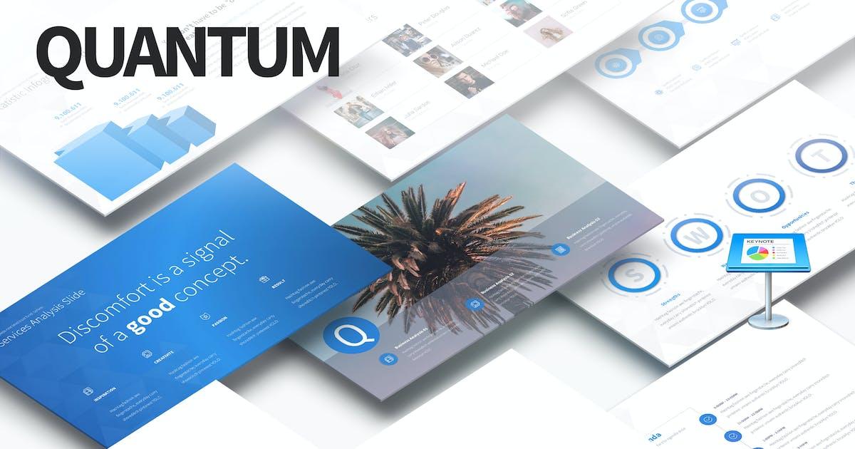 Download Quantum - Multipurpose Keynote Presentation by Unknow