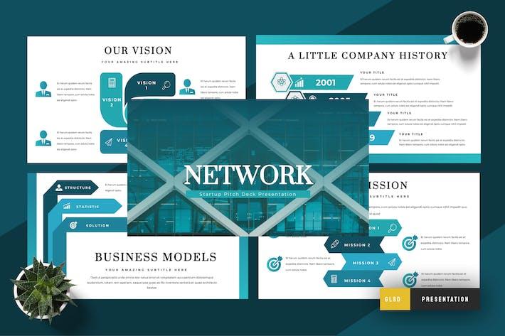 Networking - Google Slides Presentation