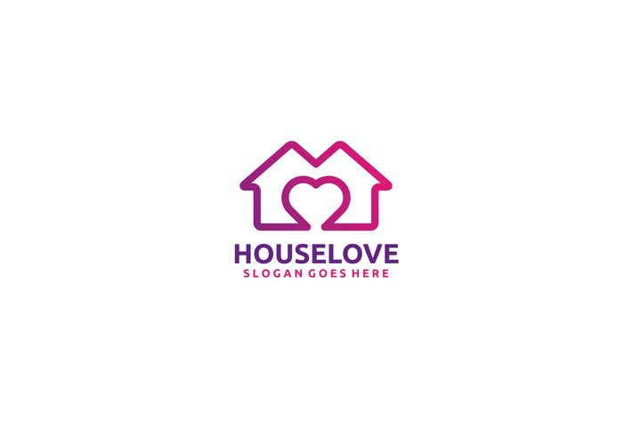 Thumbnail for House Love Logo