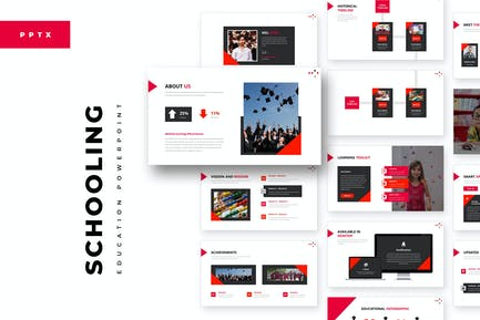 Schooling :: Education Powerpoint Template