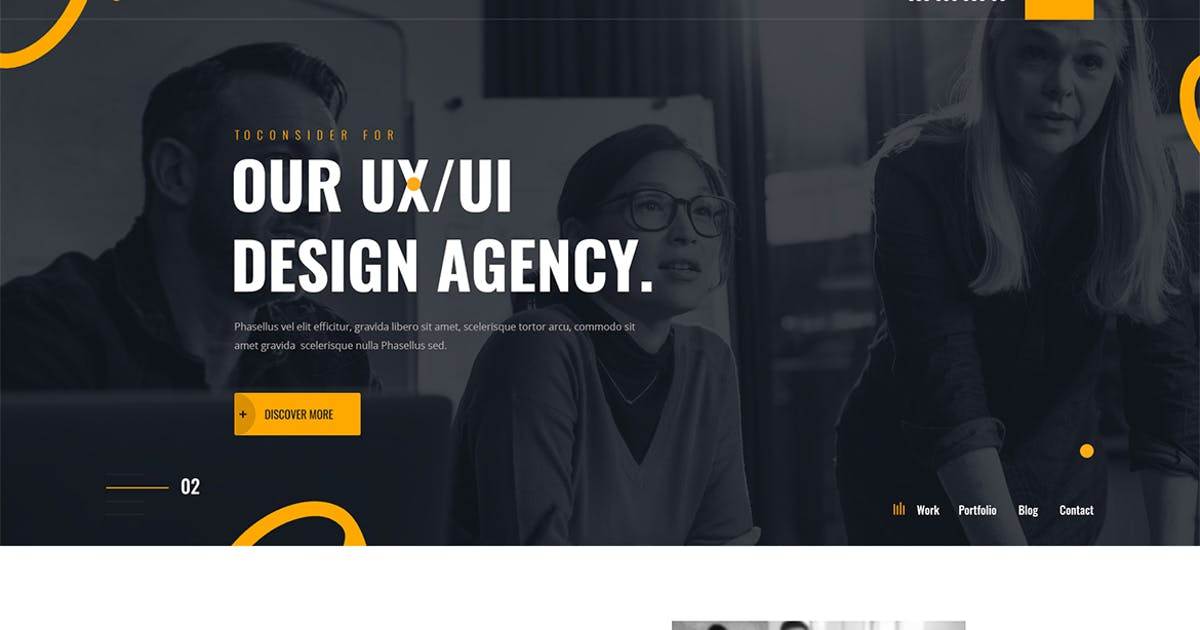Download Hamela - Digital Agency Services HTML Template by themesflat