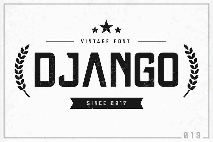 Thumbnail for Django