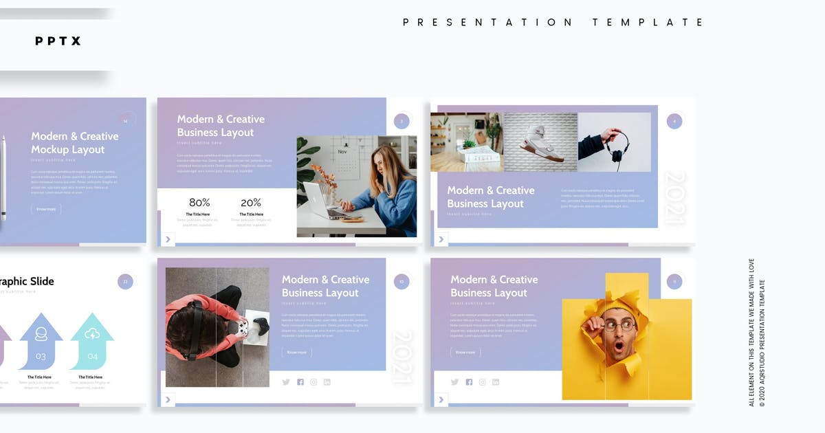 Download Nevicaz - Presentation Template by aqrstudio