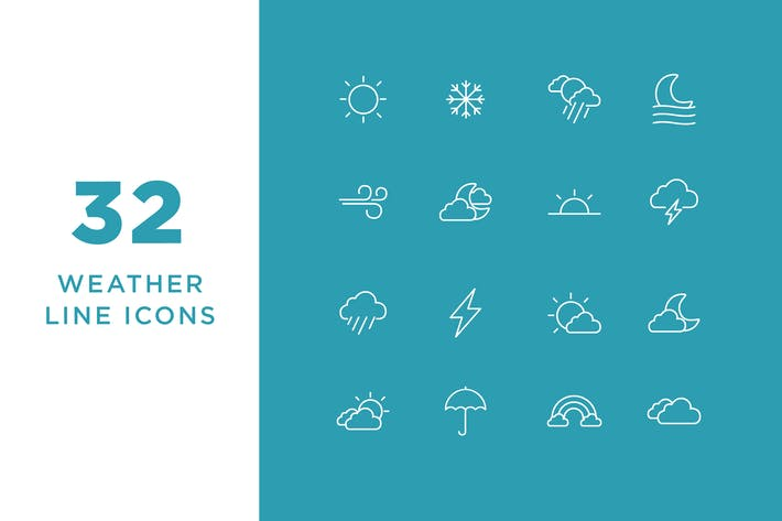 Weather Icons and Font