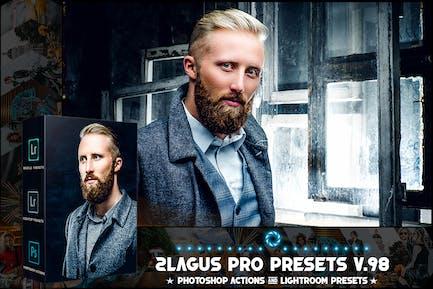PRO Presets - V 98 - Photoshop & Lightroom