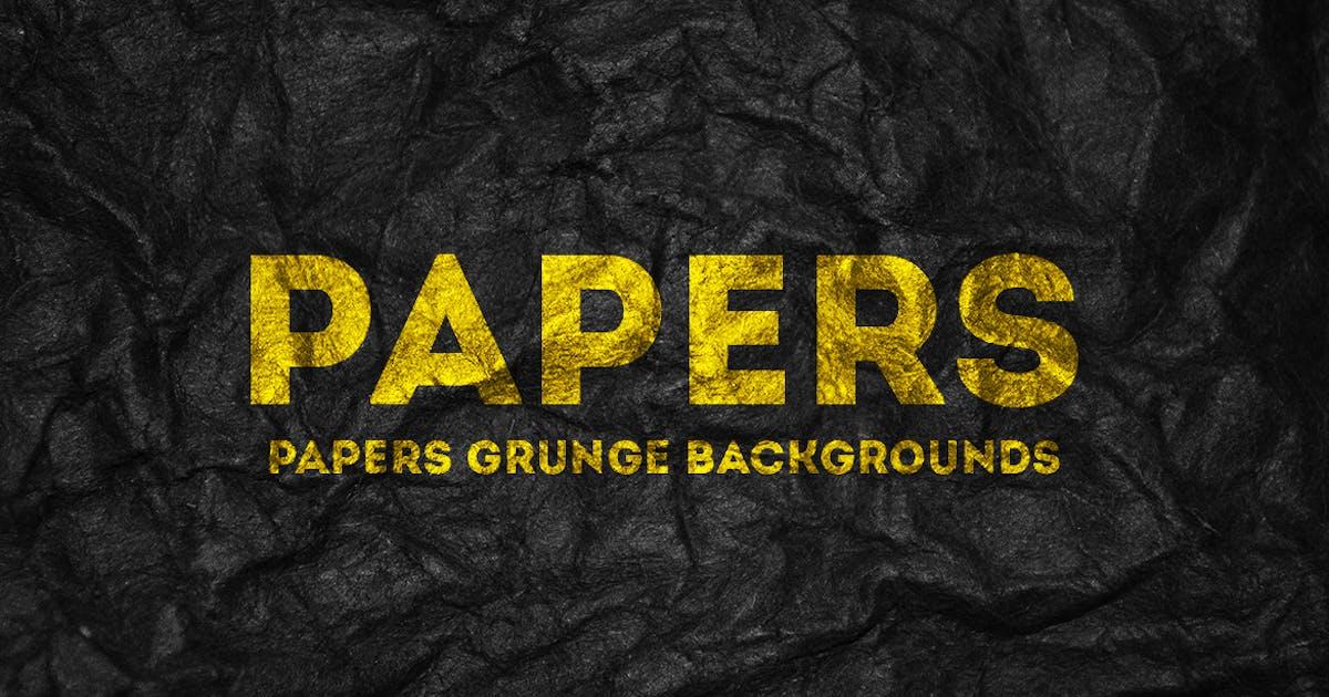 Papers Grunge Backgrounds by mamounalbibi