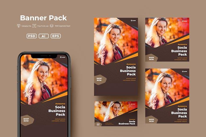 Thumbnail for Pack de bannière SRTP .v2.14