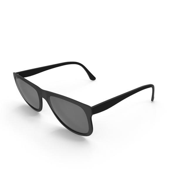 Black Framed Sunglasses