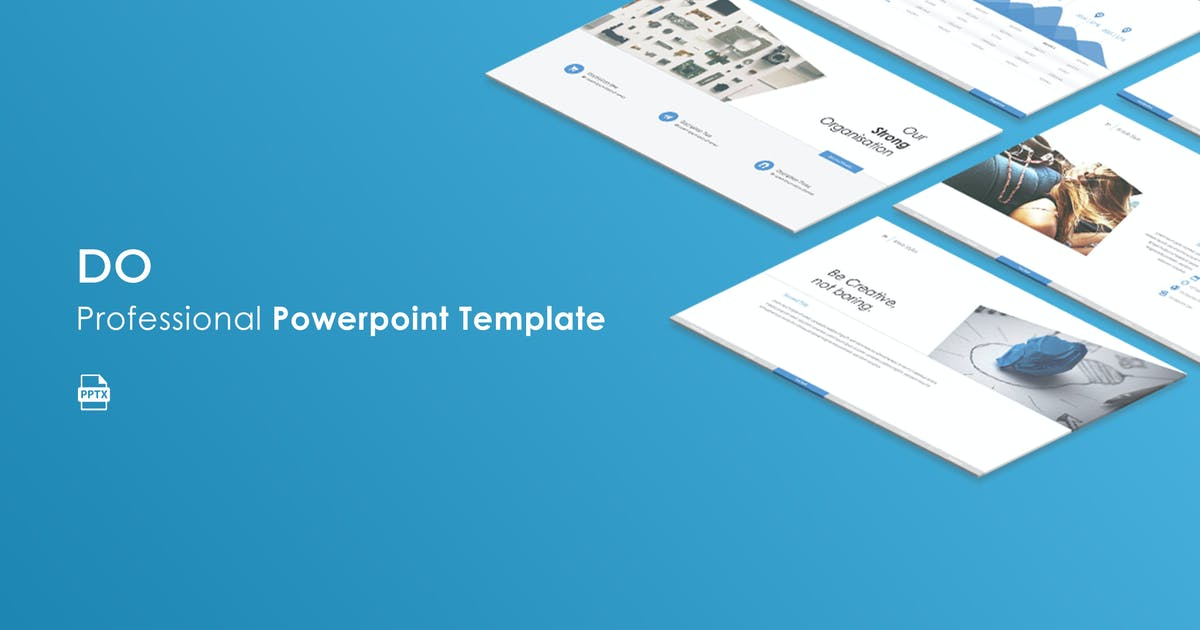 Do Powerpoint Template by Unknow