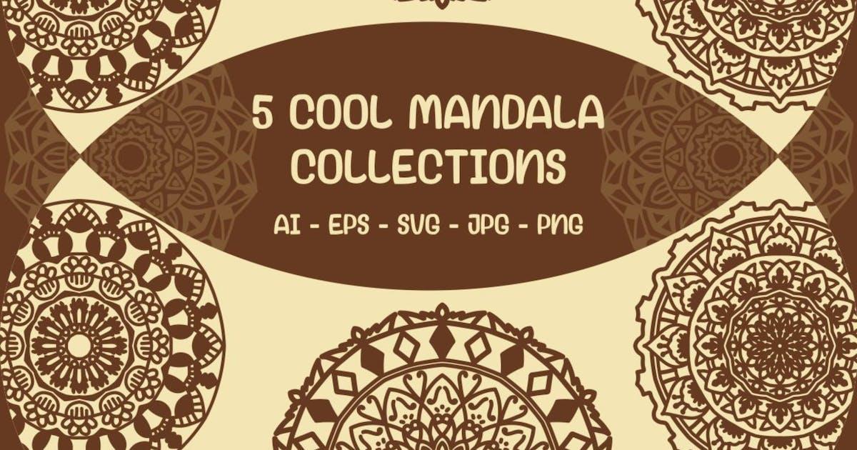 Download 5 Cool Mandala Collection by garisman