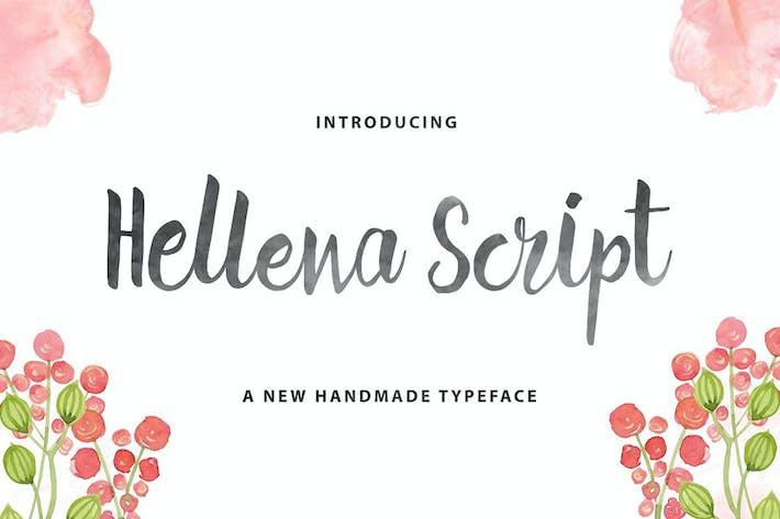 Thumbnail for Hellena Script