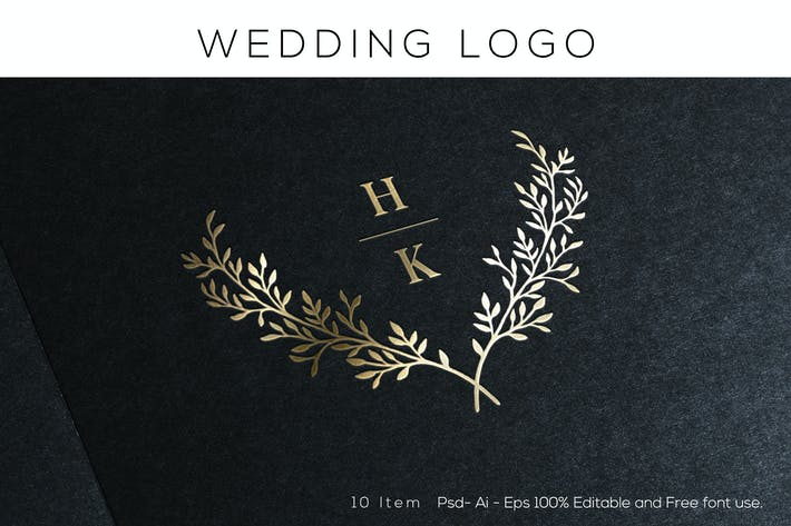 Thumbnail for Wedding logo