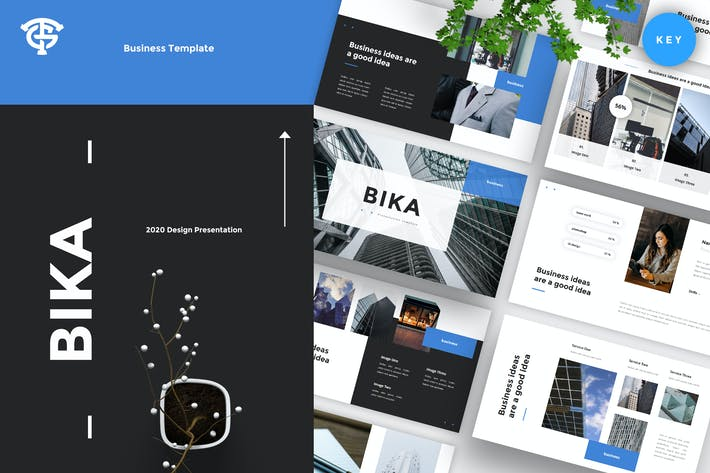 Thumbnail for Bika Business - Keynote
