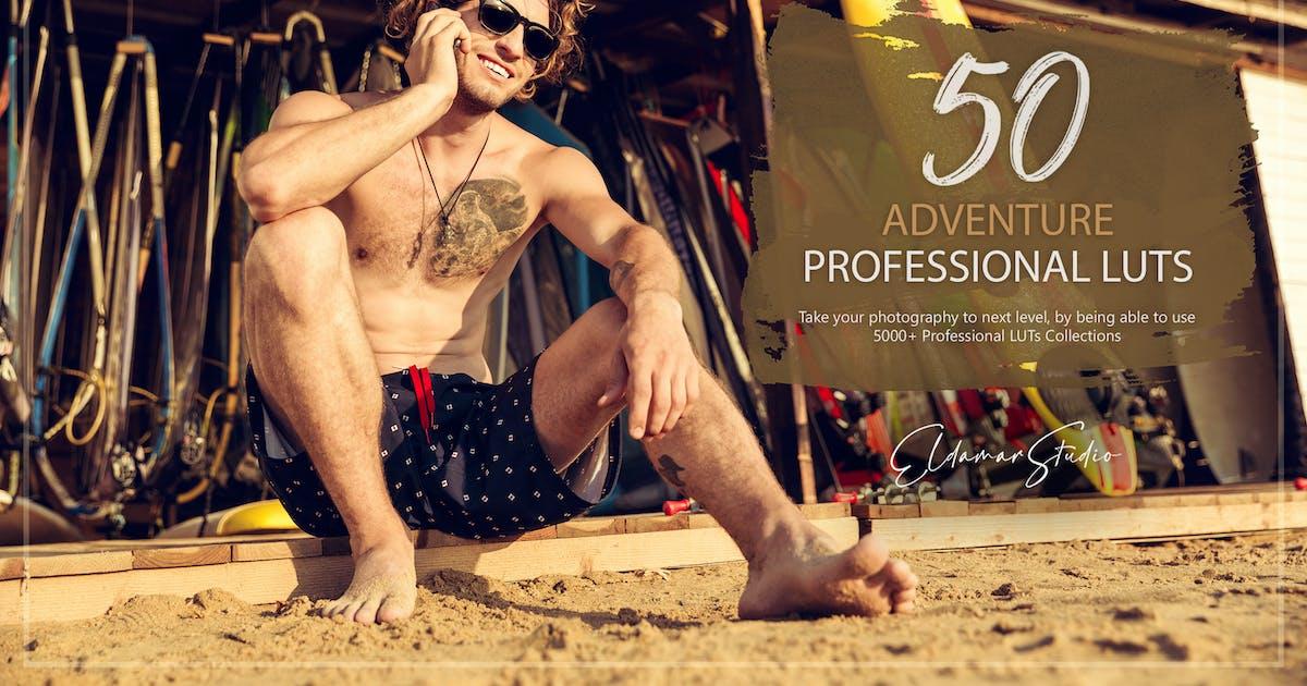 Download 50 Adventure LUTs Pack by Eldamar_Studio