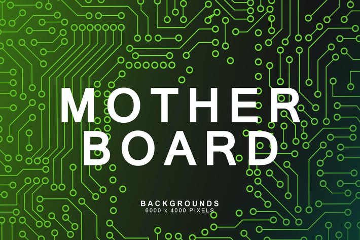 Thumbnail for Motherboard Tech Backgrounds 2
