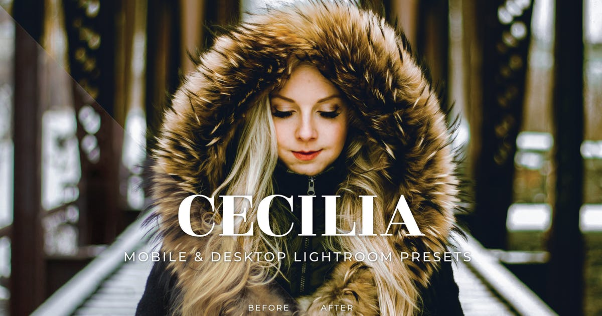 Download Cecilia Mobile and Desktop Lightroom Presets by Laksmitagraphics