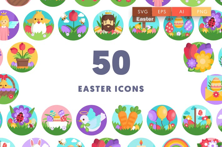 Thumbnail for Easter Icon