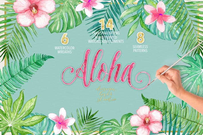 Thumbnail for Aloha design