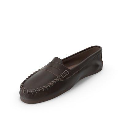 Женская обувь Коричневый