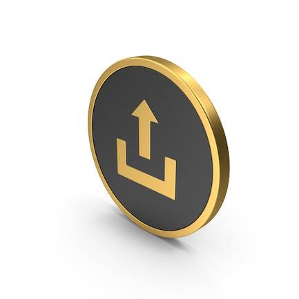 Gold Icon Upload