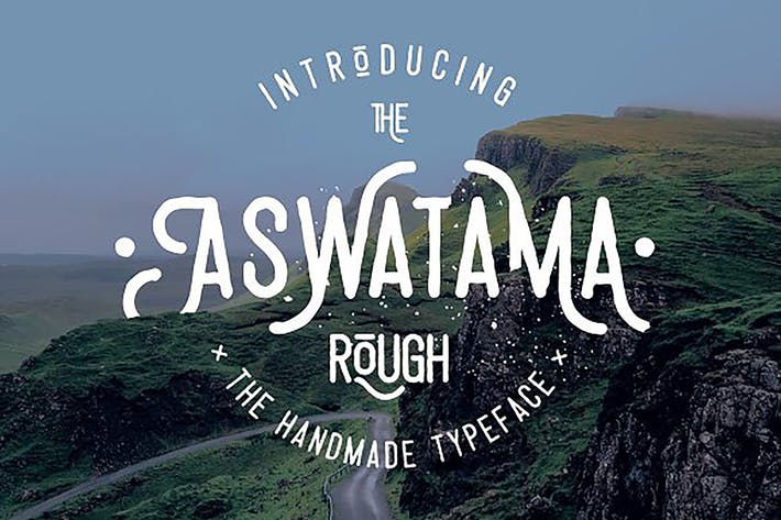 Cover Image For Aswatama Rough
