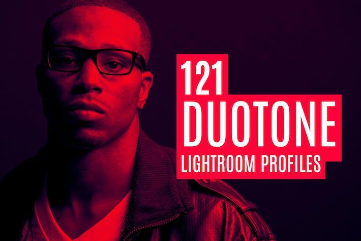 Thumbnail for 121 Duotone Lightroom профили