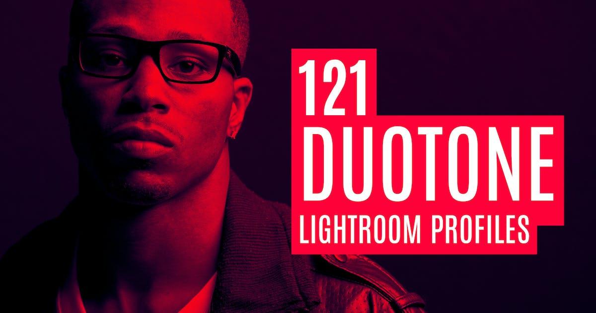 Download 121 Duotone Lightroom Profiles by sparklestock