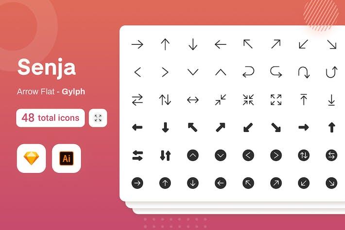 Thumbnail for Gylph Senja - Arrow