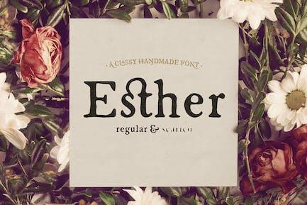 Esther Fait à la main