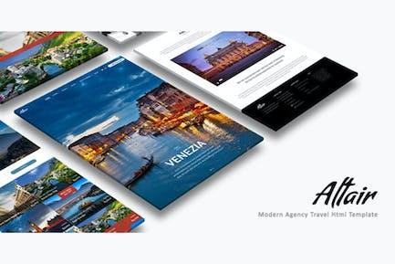 Altair   ReisebAgentur HTML