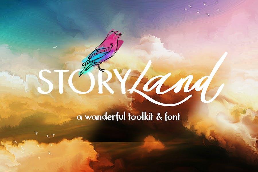 Storyland Font Toolkit
